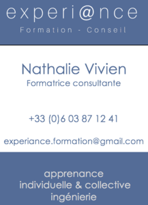 Exepri@nce Formation Coaching Cintray, Formateur, Conseiller en formation